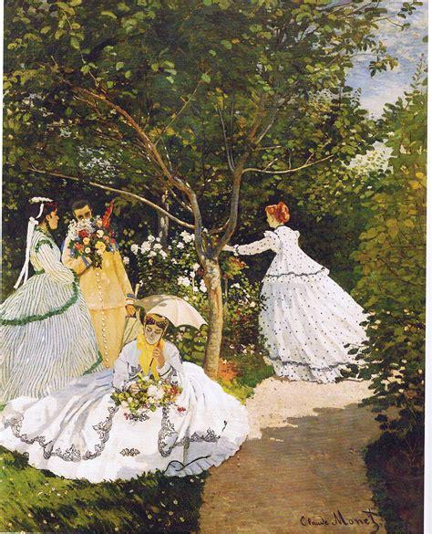 Claude Jardin by Monet