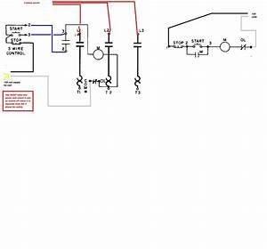 I Have A Square D 8536 240v Starter For My 3 Phase Motor