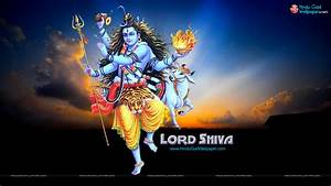Lord Shiva Tandav HD Wallpaper Free Download