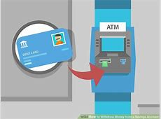 withdraw money from checking account