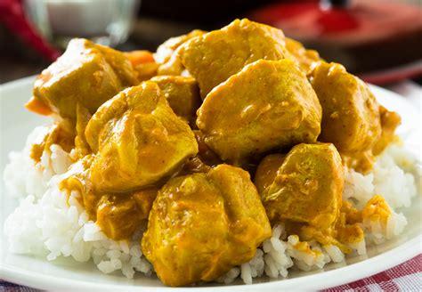 curry chicken chicken curry bigoven 168751