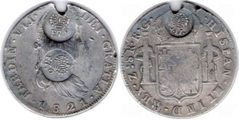Counterstamp Coinage Of The Philippines Antique Spoon Bracelets Market In Paris France Coin Pendant Necklace Antiques Trade Gazette Auction Calendar Garden Gates Iron Silver Fork Jewelry Country House Foulsham Wrought Balcony Railings
