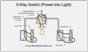 Four Way Switch Light Wiring Diagrams