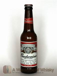 buy budweiser beer other beers whisky ratings reviews With budweiser bottle size