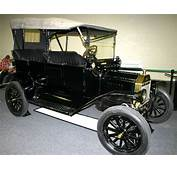 1916 Ford Model T Touring Cars
