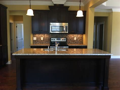 Ebony Stain On Maple  Traditional  Kitchen Cabinetry. Small Kitchen Corner Cabinet. 36 X 36 Kitchen Island. Jeffrey Alexander Kitchen Islands. Small Kitchen Floor Plans. Cheap Kitchen Island Carts. Cheap Small Kitchen. Small Galley Kitchen Design Ideas. White And Beige Kitchen