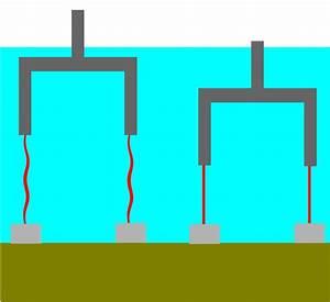 File Floating Tension Leg Diagram Svg