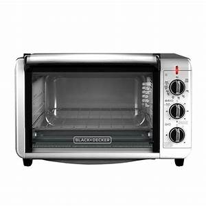 Black Und Decker Multischleifer : black decker 6 slice silver toaster oven to3230sbd the home depot ~ Bigdaddyawards.com Haus und Dekorationen