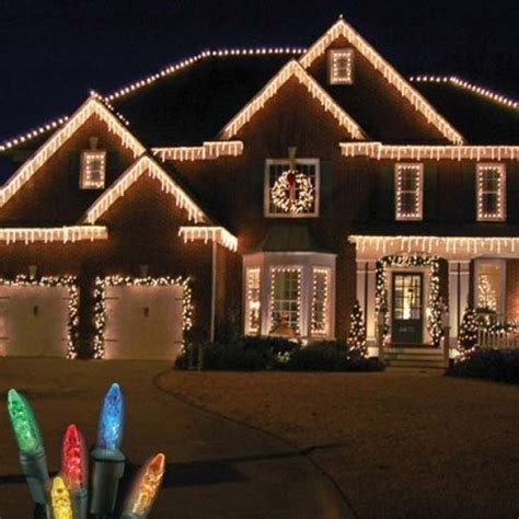 ideas for christmas lights on a ranch house top 46 outdoor lighting ideas illuminate the