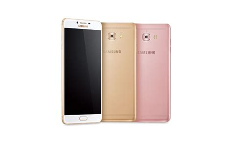 samsung galaxy c9 pro now official features 6gb ram 64gb storage the express