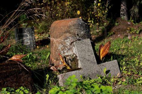 Sēmes pagasts, Raudas kapsēta