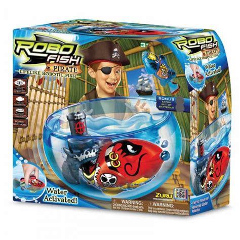 pirate play set inc 1 pirate robo fish castle