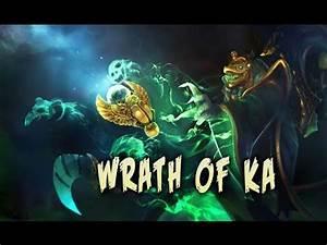 Dota 2 Necrophos Wrath Of Ka YouTube