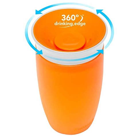 trinkflasche kinder auslaufsicher munchkin 360 176 kinder trinkflasche 296ml miracle trinkbecher auslaufsicher lern ebay