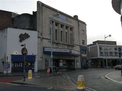 Reel Cinema In Plymouth, Gb  Cinema Treasures