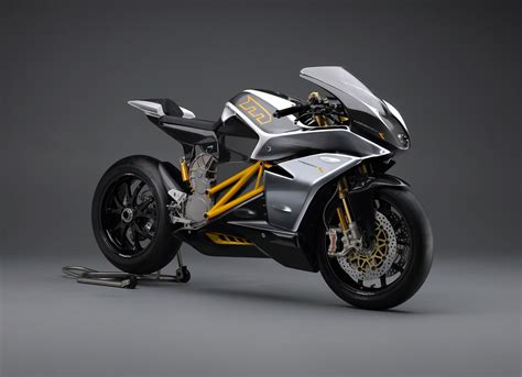 Mission Rs, The World's Fastest Electric Bike, Touches