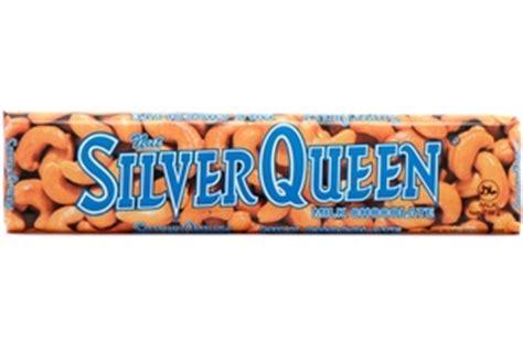 silver queen chocolate bar chocolate milk  cashew