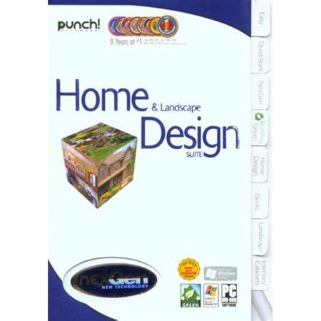 Punch Home Landscape Design Suite Ng2 by Punch Home Landscape Design Suite With Nexgen