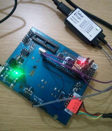 Hands Test Saleae Usb Logic Analyzer Mhz Cheap