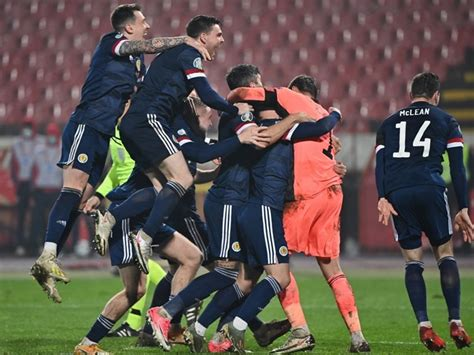 Scotland Qualify For Euro 2020 To End Long Wait As North ...