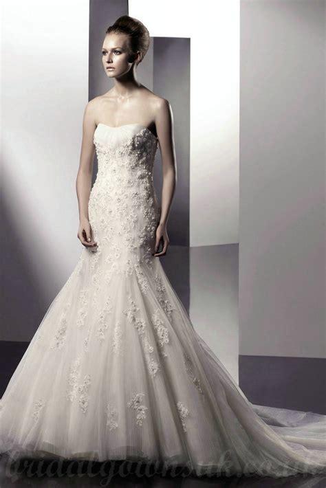 best wedding dress designer buy cheap tulle strapless handmade beading bodice