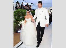 Kanye West narrowly avoids Kim Kardashian's exhusband