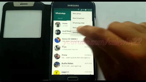 whatsapp how to enable or disable read receipts in