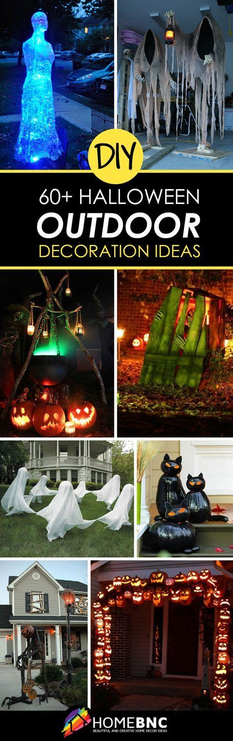 Kuerbis Dekorationsideenhalloween Kuerbis Deko by 64 Besten Diy Outdoor Dekorationen F 252 R 2018