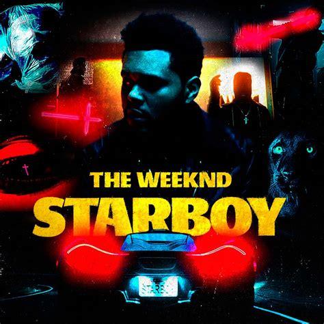 The Weeknd con Daft Punk: Starboy, la portada de la canción