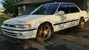 1992 Honda Accord Ex Manual 5 Spd One Owner 191k For Sale