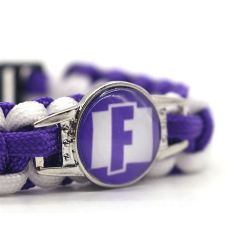 fortnite accessories fortnite logo bracelet v7