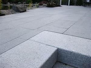 Terrasse Mit Granitplatten : terrasse mit granit nos conseils ~ Sanjose-hotels-ca.com Haus und Dekorationen
