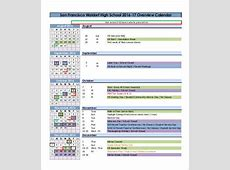 Project Calendar Template 10+ Free Word, PDF Documents