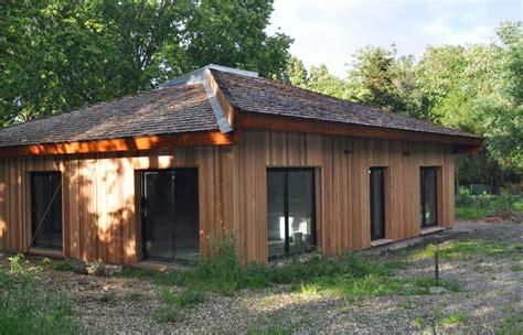 constructeur maison bois midi pyrenees constructeur de maison bois 224 toulouse 31 et en midi pyr 233 n 233 es ebs sur 233 l 233 vation