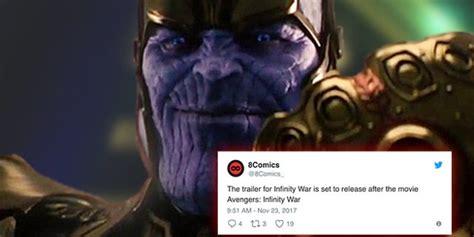 waiting  avengers infinity war trailer memes