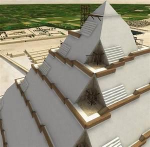 Höhe Von Pyramide Berechnen : arch ologie ins innere der cheops pyramide geschaut welt ~ Themetempest.com Abrechnung