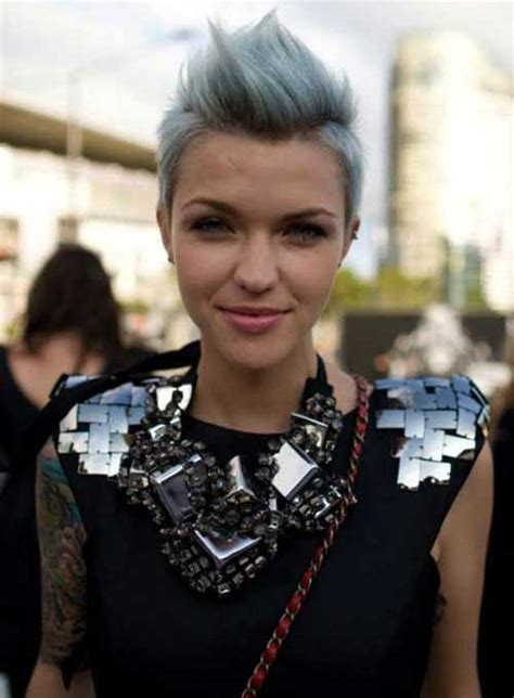 punk style hair hairstyles  haircuts lovely