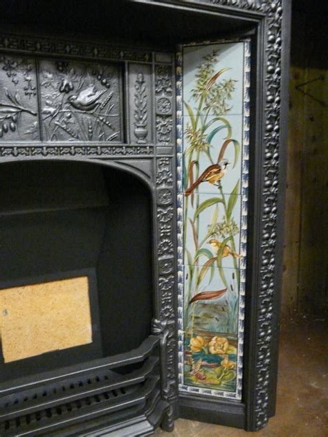 reproduction fireplace tiles   fireplaces