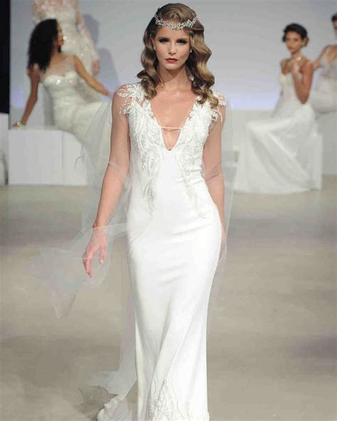 Anne Barge Fall 2017 Wedding Dress Collection   Martha