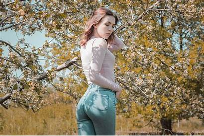 Ass Jeans Pants Culo Outdoors Mujer Cc