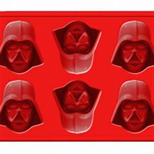 Moule à Glaçons : moule gla ons en forme de la t te de dark vador jouets cuisine figurines v tement d di s ~ Teatrodelosmanantiales.com Idées de Décoration