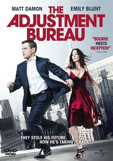 the adjustment bureau unbidden thoughts from the underemployed the adjustment