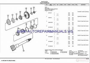 Chrysler Dodge Voyager Rg Parts Catalog  Part 2  2001