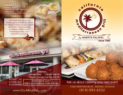 mediterranean cuisine menu mediterranean cuisine amers falafel groupon