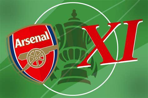 Arsenal XI vs Newcastle: Confirmed team news, predicted ...