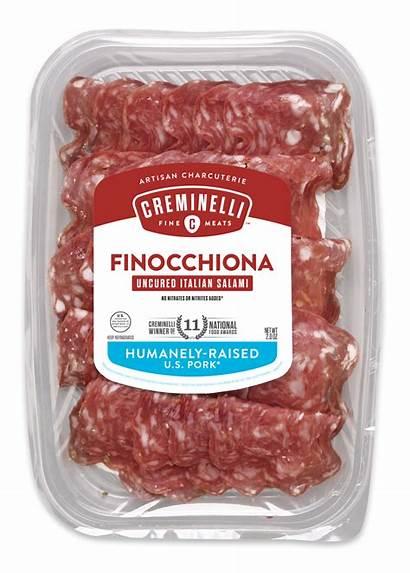 Creminelli Snacks Fresh Meats Fine