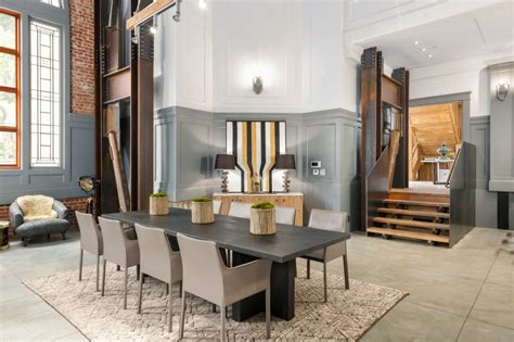 Flair San Francisco Townhome by Home Staging San Francisco Meridith Baer Home
