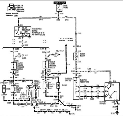 2005 F250 Ac Diagram by Does Anyone A C Wiring Diagram Ford F150 Forum