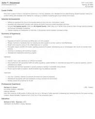 cattle ranch resume farming fishing and forestry resume sles
