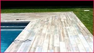 carrelage exterieur imitation teck ides With carrelage terrasse imitation parquet